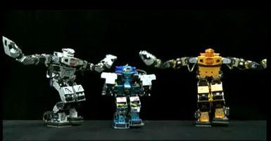 """Robot nhảy """"Nobody"""" rất quyến rũ"""