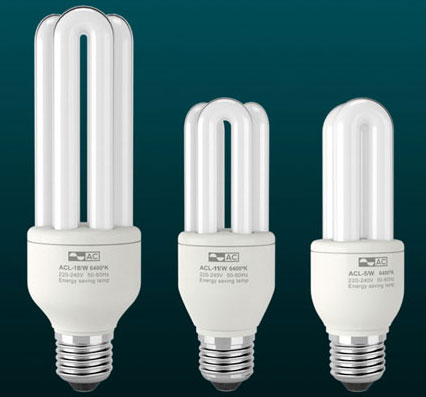 Đèn compact an toàn