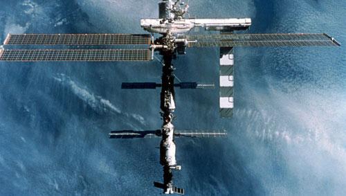 Nâng quỹ đạo của Trạm vũ trụ quốc tế lên 1km