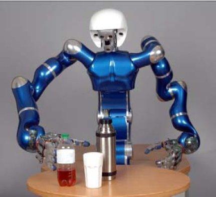 Đức phát triển robot tiên tiến nhất trên thế giới