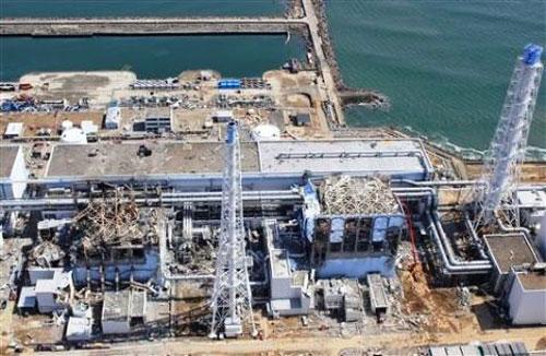Nhật Bản mở cửa lò phản ứng nhà máy điện hạt nhân Fukushima I