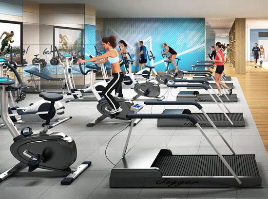 Xu hướng mua máy tập thể dục tại nhà