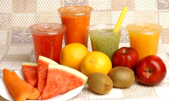Tác dụng của sinh tố đối với sức khỏe con người