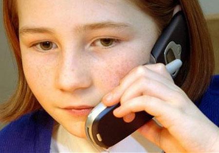 Sóng điện thoại ảnh hưởng đến sự phát triển trí tuệ