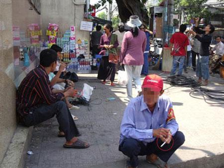 70.000 người Việt có thể chết vì khói thuốc