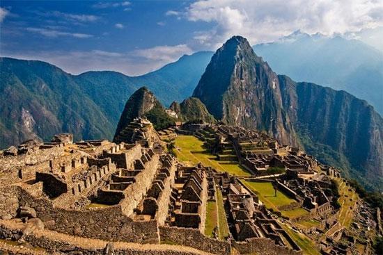 Pháo đài Machu Picchu (Peru)