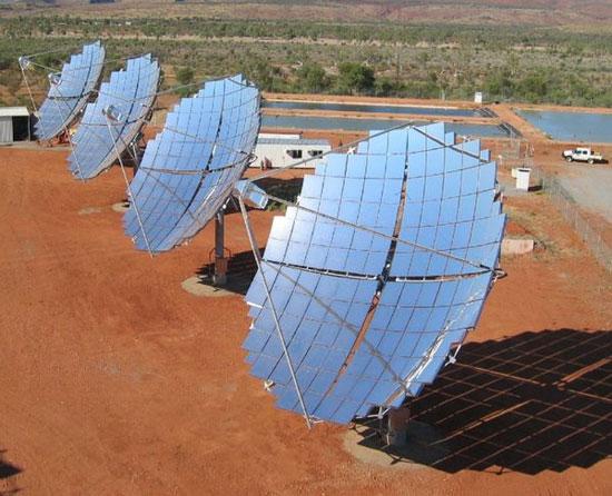 Thắp sáng bằng công nghệ điện mặt trời