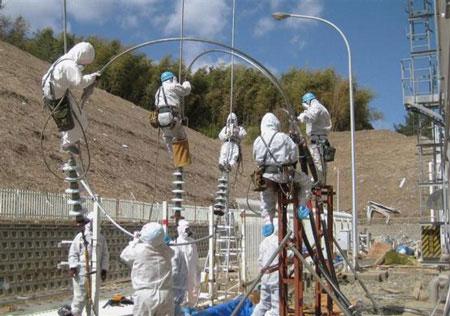 Nhật Bản công bố lộ trình mới khắc phục sự cố Fukushima I