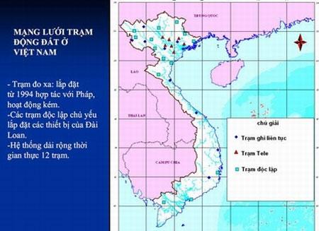Sau động đất, Việt Nam có thể hứng chịu sóng thần