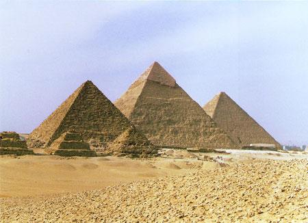 Phát hiện 17 kim tự tháp tại Ai Cập bằng vệ tinh