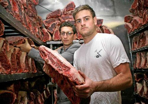 ăn thịt hủy diệt trái đất