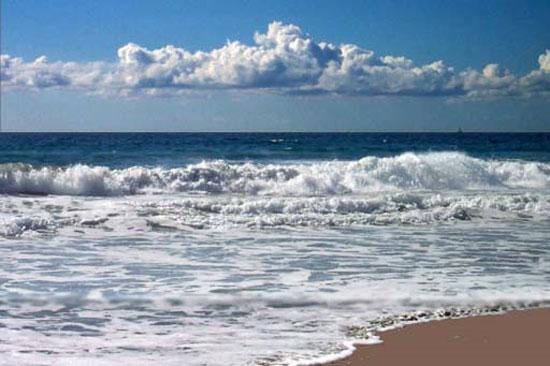 Mực nước Thái Bình Dương đang dâng lên