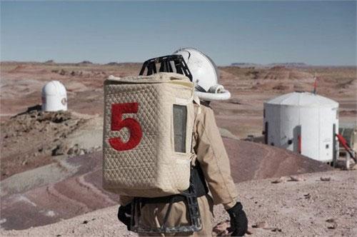 Mô phỏng cuộc sống trên sao Hỏa