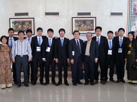 Việt Nam tham dự Olympic vật lý châu Á tại Ấn Độ