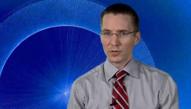 Thần đồng toán học Jason Padgett.