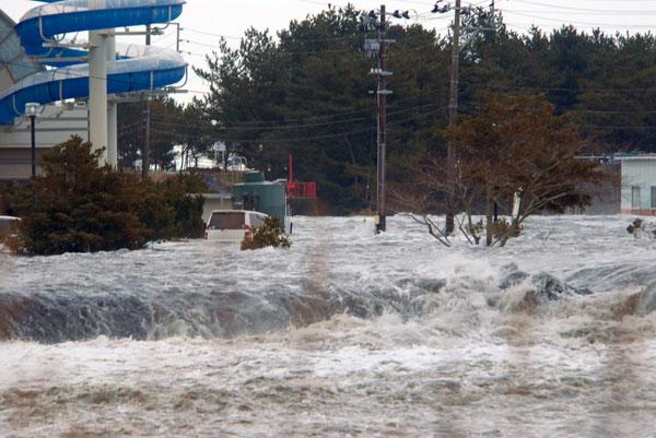 Lãnh thổ Nga dịch chuyển 4cm vì động đất Nhật