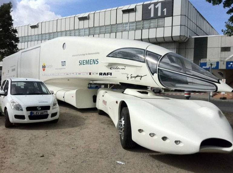 Innotruck -  Mẫu xe tải đa năng thế hệ mới