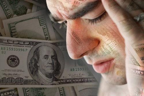 Tiền bạc gây hại cho sức khỏe