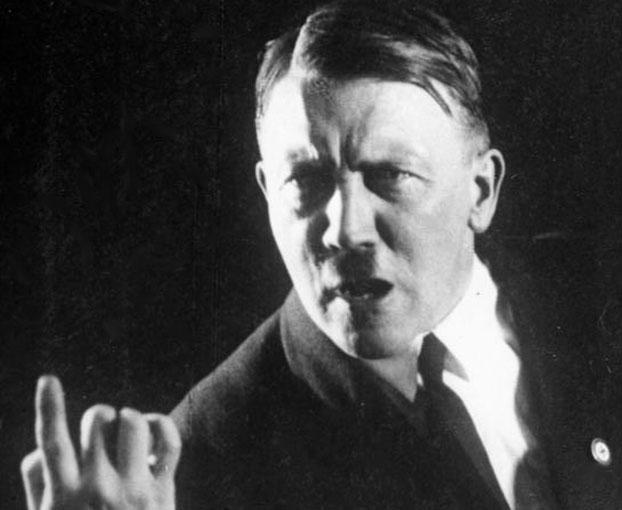 Ảnh chụp nhà độc tài Adolf Hitler