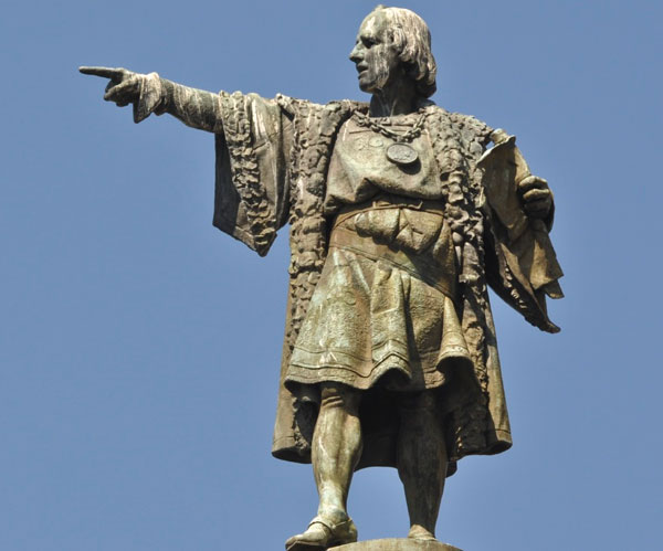 Ai là người đàu tiên đặt chân lên châu Mỹ?