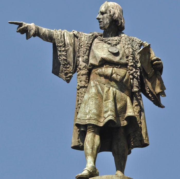 Columbus không phải người đầu tiên tìm ra châu Mỹ?