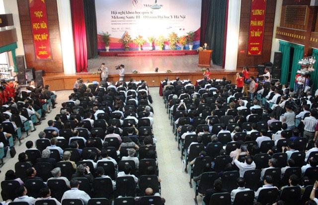 Hội nghị khoa học quốc tế Mékong Santé lần thứ 3