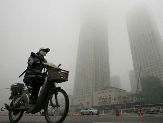 Bắc Kinh trảm hơn 1000 doanh nghiệp gây ô nhiễm