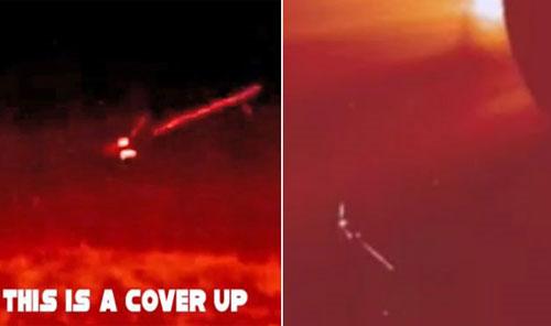 NASA bị cáo buộc che giấu thông tin về phi thuyền lạ
