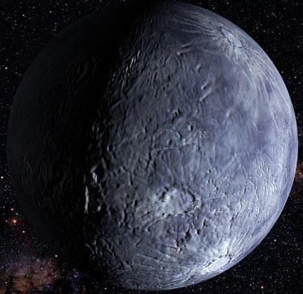 Hành tinh bí ẩn trong hệ Mặt Trời
