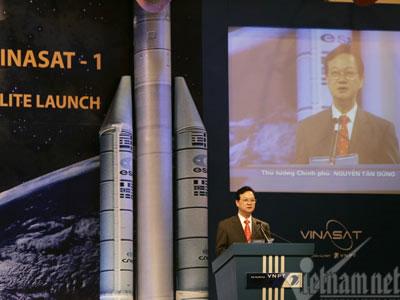 VINASAT-2 được phê chuẩn lệnh phóng