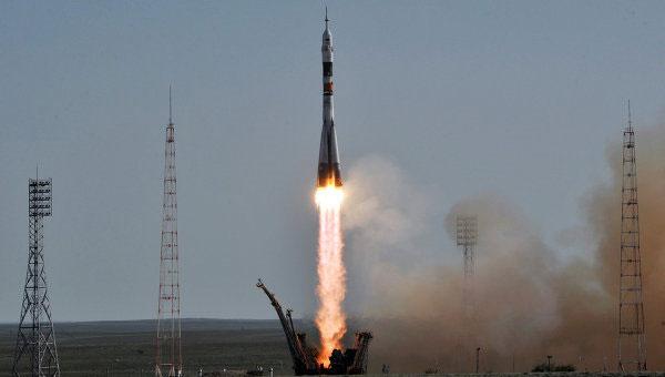 Nga phóng tàu Soyuz lên trạm vũ trụ