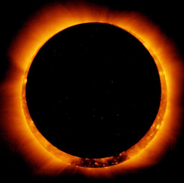 """Sắp được xem """"vòng lửa"""" bao quanh Mặt trời"""