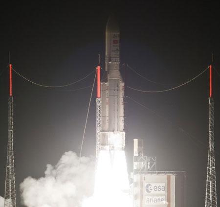 Nhật Bản nhảy vào lĩnh vực phóng vệ tinh thuê