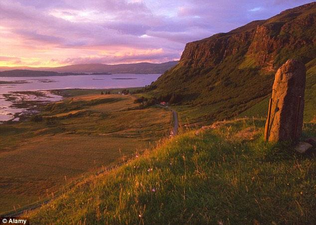 Dự án tham vọng này sẽ được tiến hành tại vùng vịnh Ardmucknish thuộc Scotland.