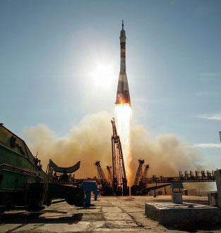 Tàu TMA-04M lắp ghép thành công với trạm ISS