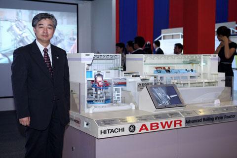 Điện hạt nhân được quan tâm tại VE Expo 2012
