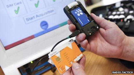 Công nghệ mới hỗ trợ điều tra tội phạm