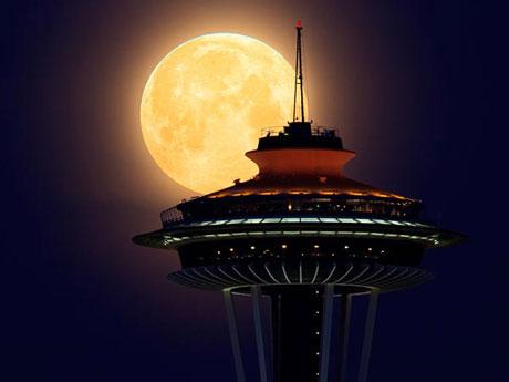 Mặt trăng là mục tiêu của Roscosmos và JAXA trong tương lai gần.