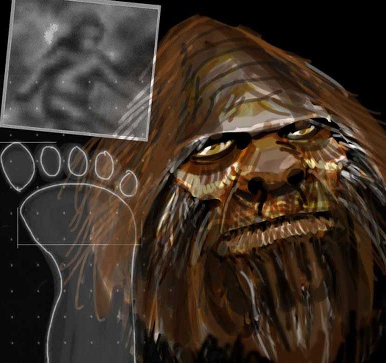 Kiểm tra gene của người khổng lồ bí ẩn