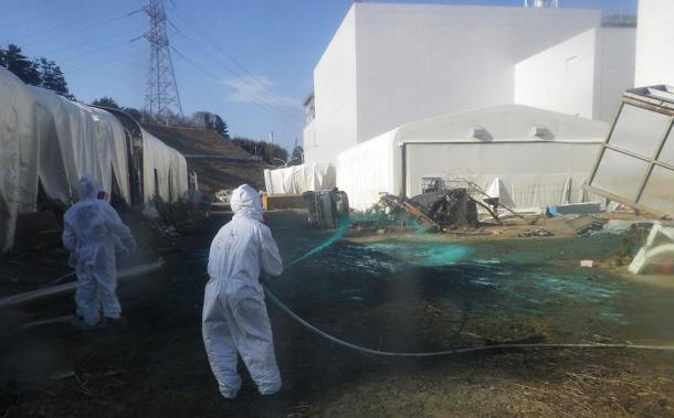 Công nhân Fukushima tử vong không phải vì phóng xạ