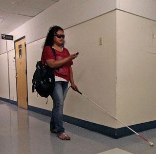 Hệ thống dẫn đường trong nhà dành cho người khiếm thị
