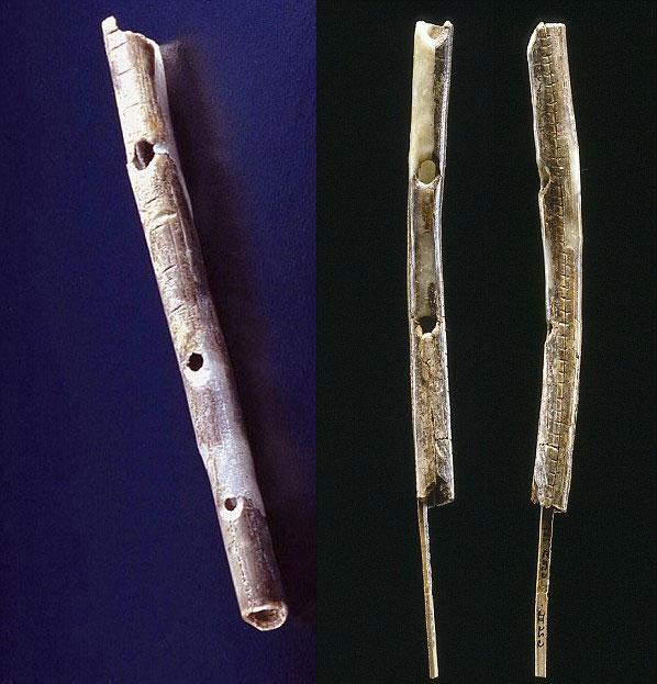 Nhạc cụ cổ nhất thế giới lộ diện