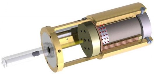 Phát triển thành công ống tiêm không kim