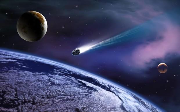 Hôm nay, một thiên thạch sẽ bay sát Trái đất