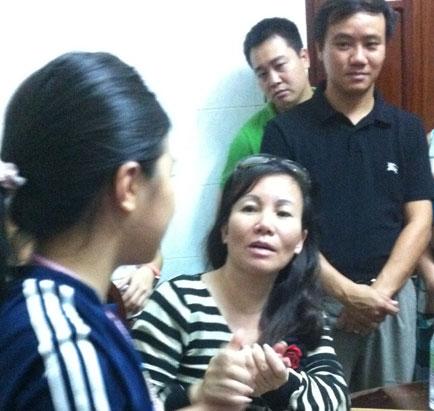 """Cô bé """"gây cháy"""": Nhà ngoại cảm Nguyễn Ngọc Hoài nói gì?"""