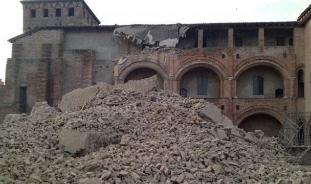 Lại động đất mạnh ở Italia khiến nhiều người thương vong