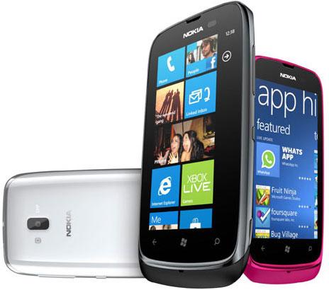 """Nokia phát triển công nghệ """"siêu chống thấm"""""""