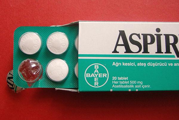 Aspirin ngăn chặn Ung thư da