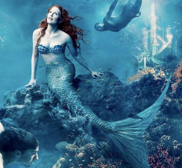 Người cá không chỉ tồn tại trong truyền thuyết và phim ảnh?