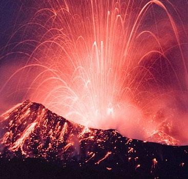 """""""Siêu núi lửa"""" hình thành nhanh hơn ta tưởng"""